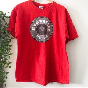 Budweiser Graphic T-Shirt